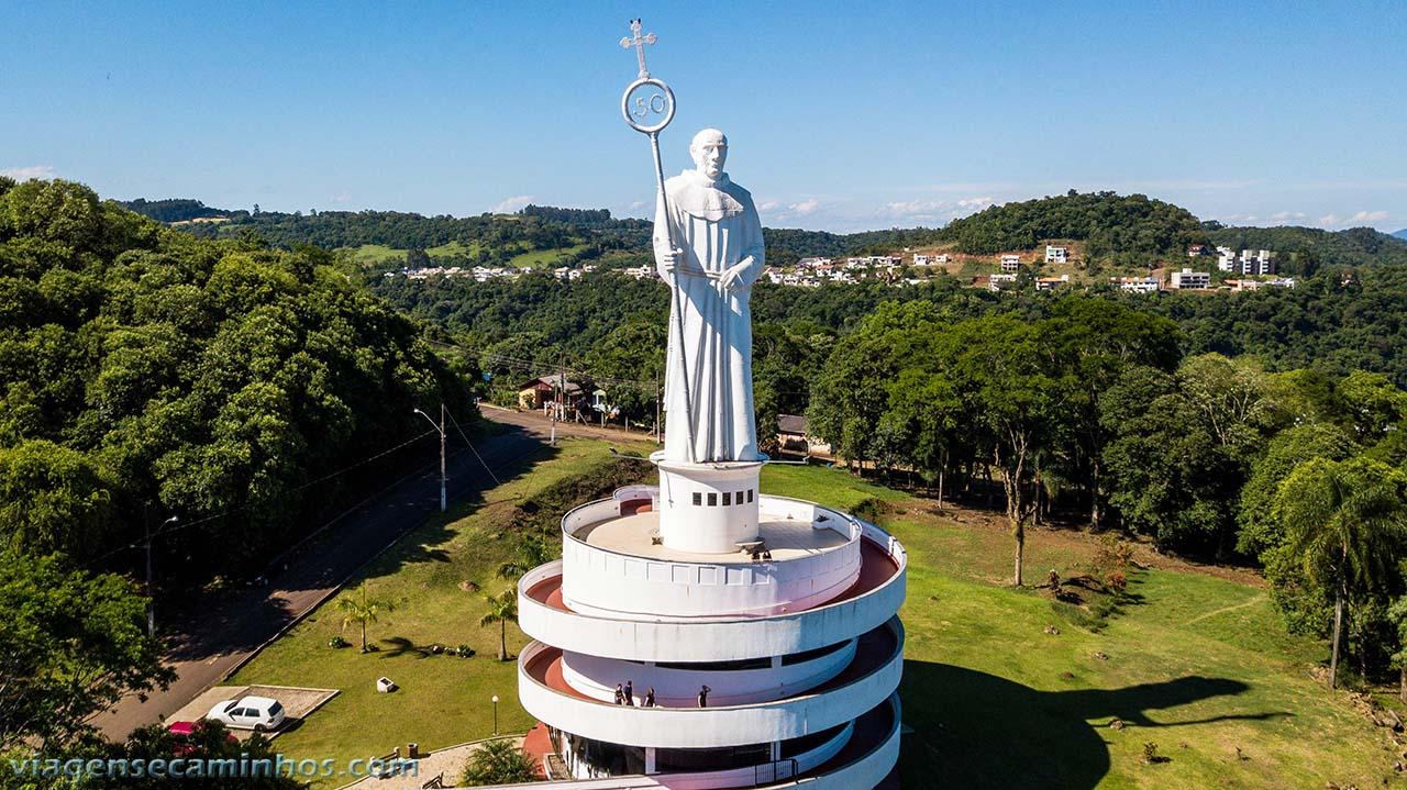 Monumento Frei Bruno - Joaçaba