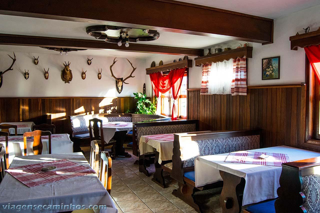 Café hotel Alpenrose - Treze Tílias