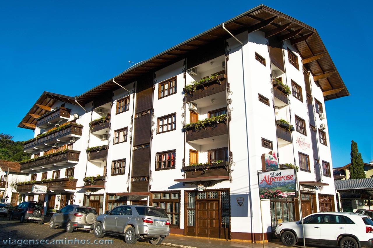 Hotel Alpenrose - Treze Tílias