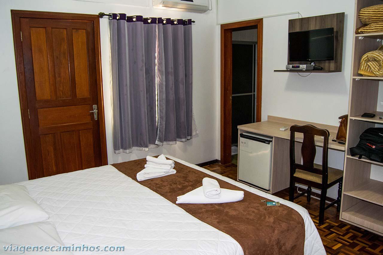Quarto hotel Alpenrose - Treze Tílias