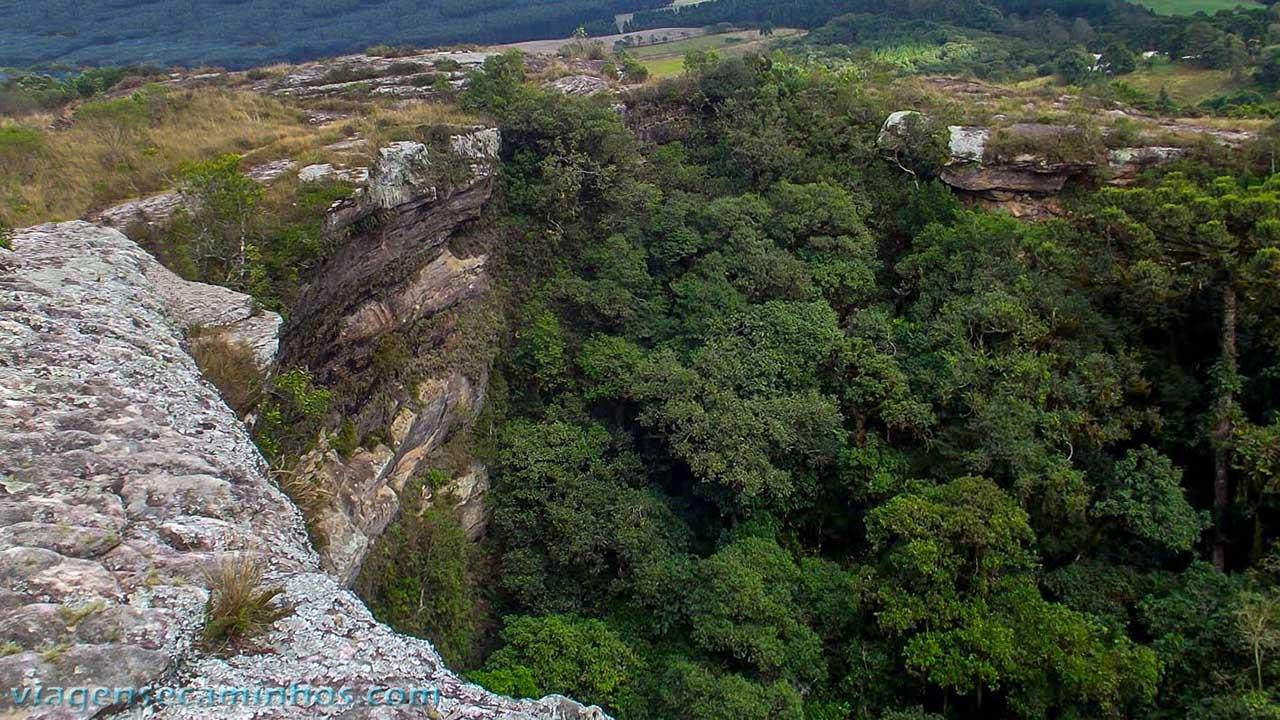 Dolina Grande - Ponta Grossa