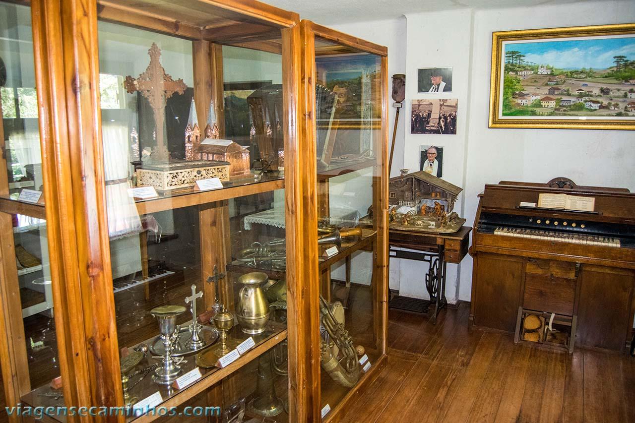 Museu histórico de Treze Tílias