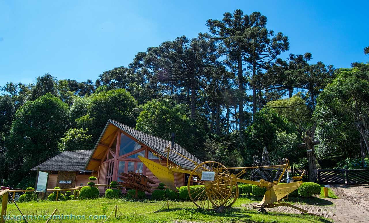 Parque ecológico Renê Frey - Fraiburgo