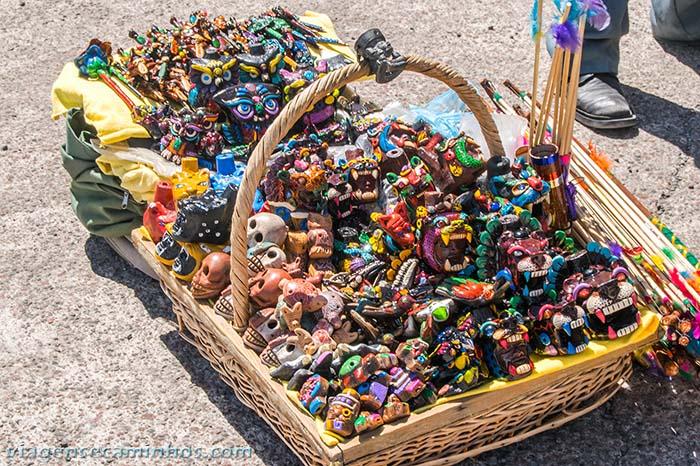 Artesanato de Teutihuacan