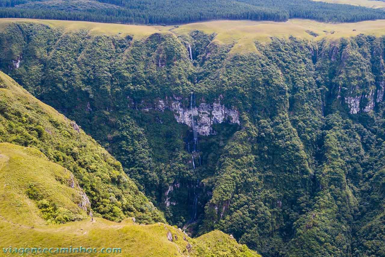 Cachoeira da Boa Vista - São José dos Ausentes