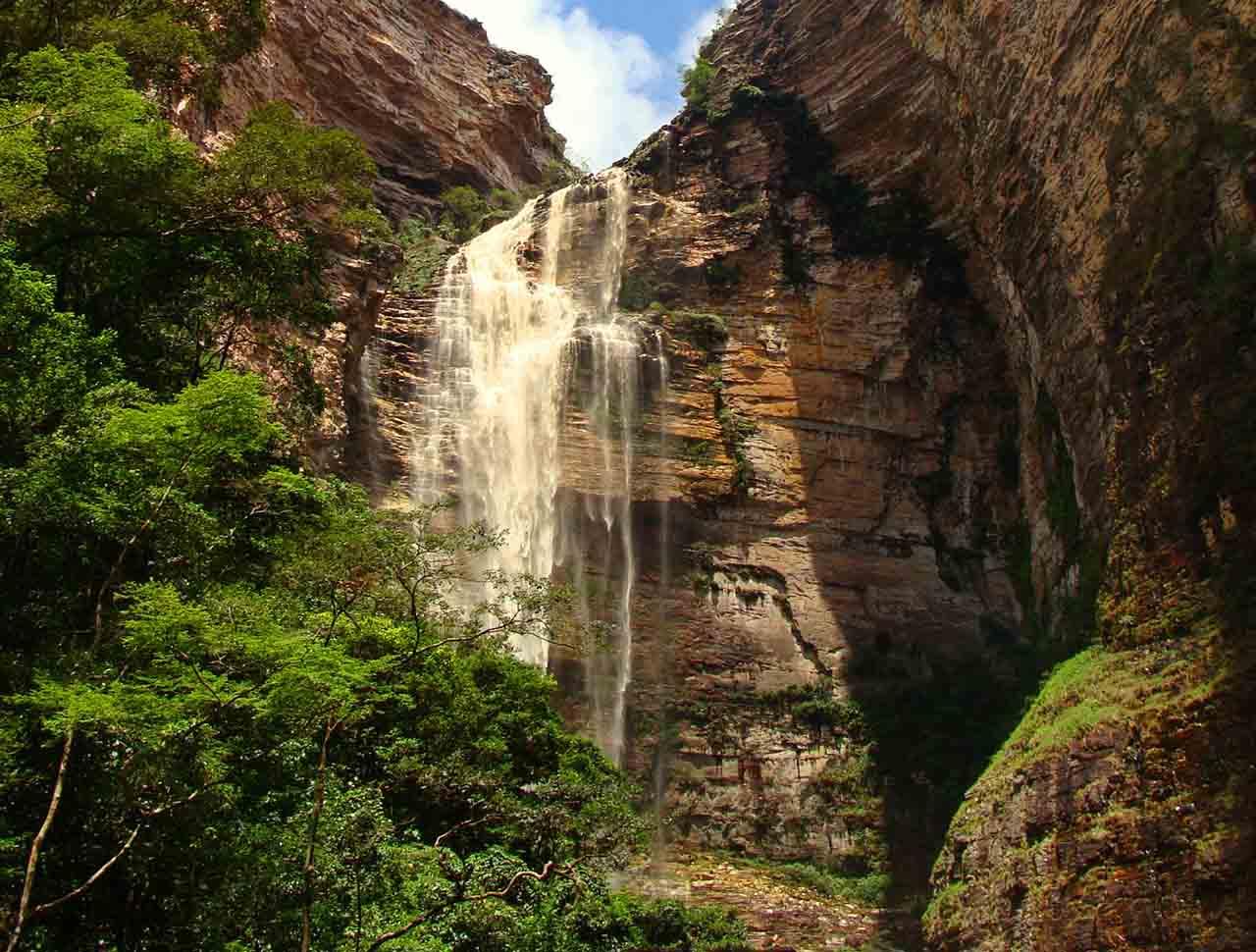 Cachoeira Encantada - Chapada Diamantina