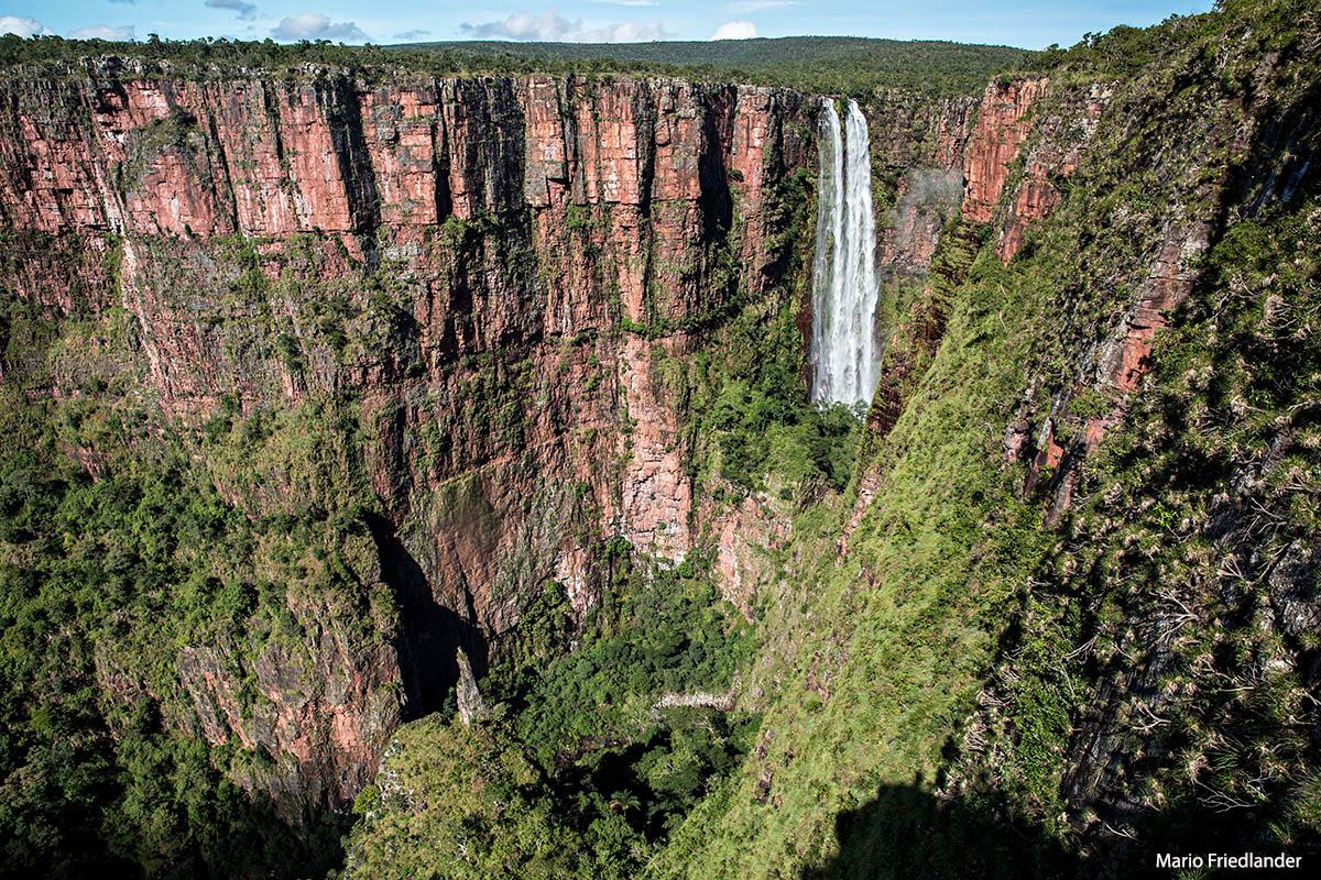 Cachoeira Jatobá