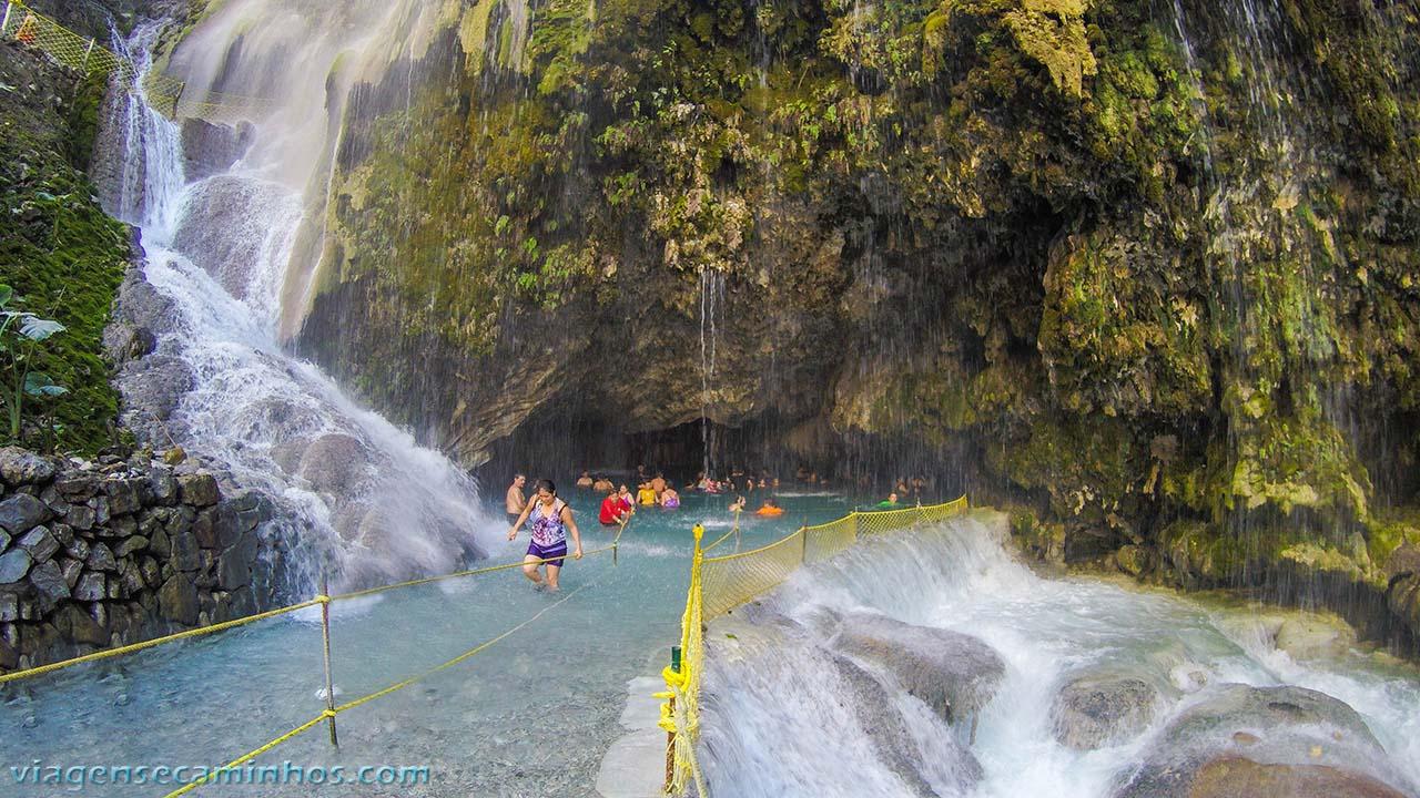 Cachoeira Tolantongo