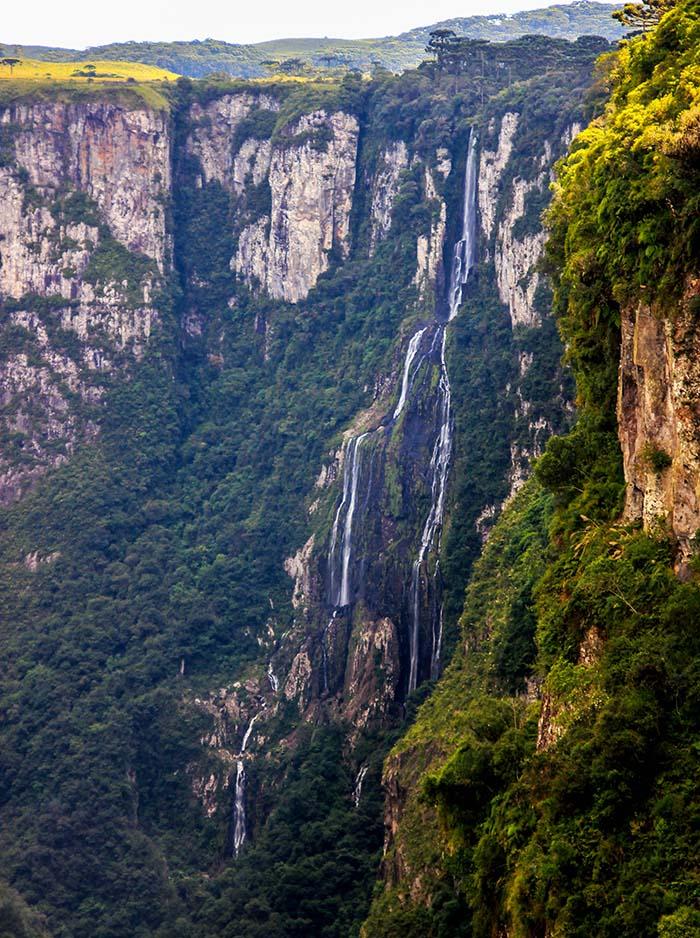 Cachoeira Véu de Noiva - Cânion Itaimbezinho