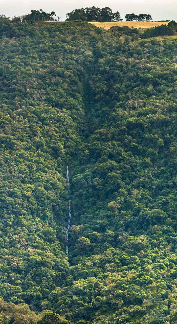 Cascata do Risco Verde - São Francisco de Paula