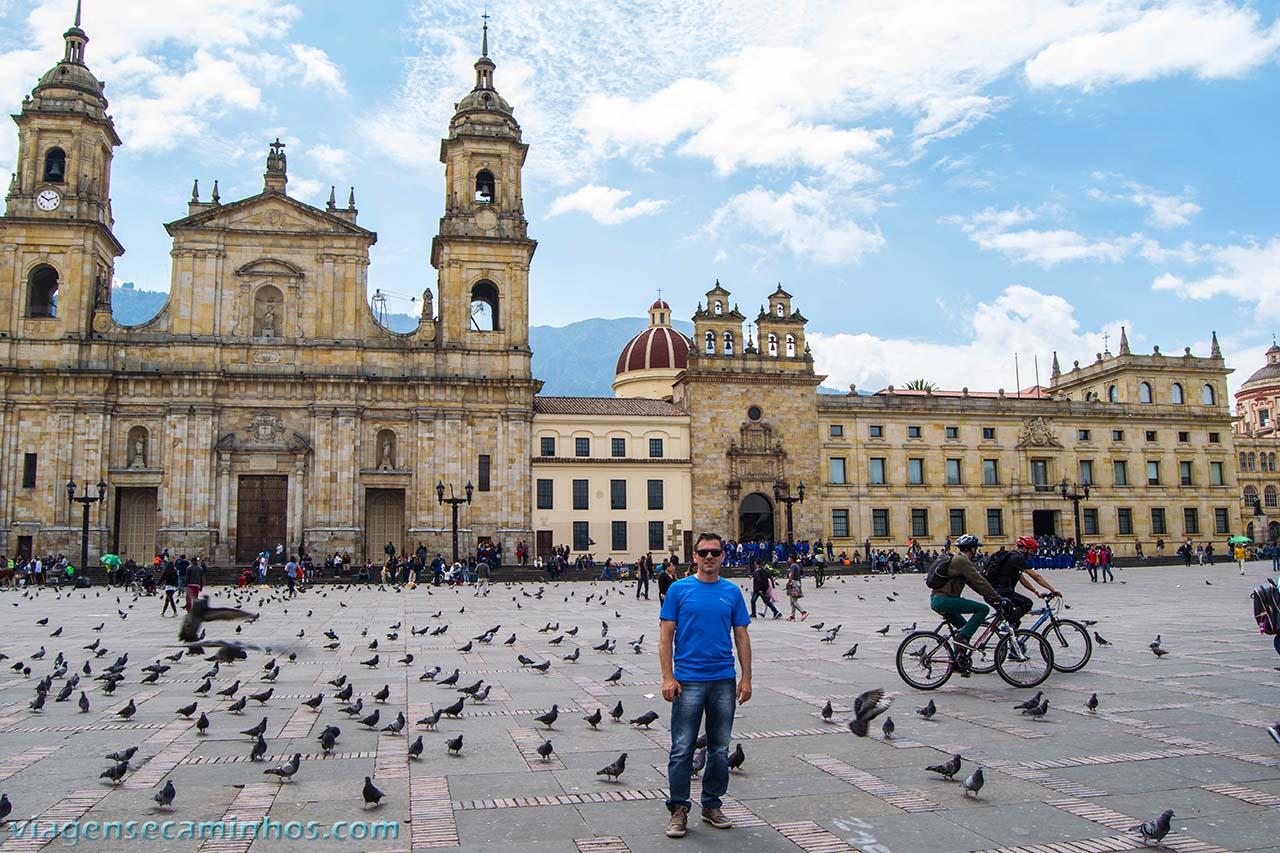 Praça Bolivar