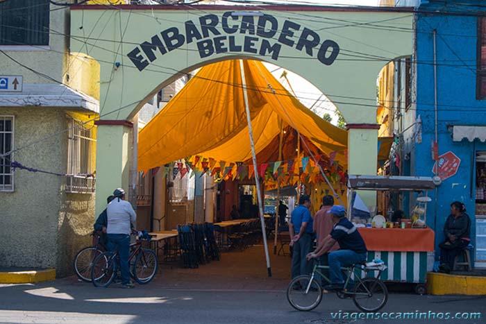 Embarcadero Belém - Xochimilco