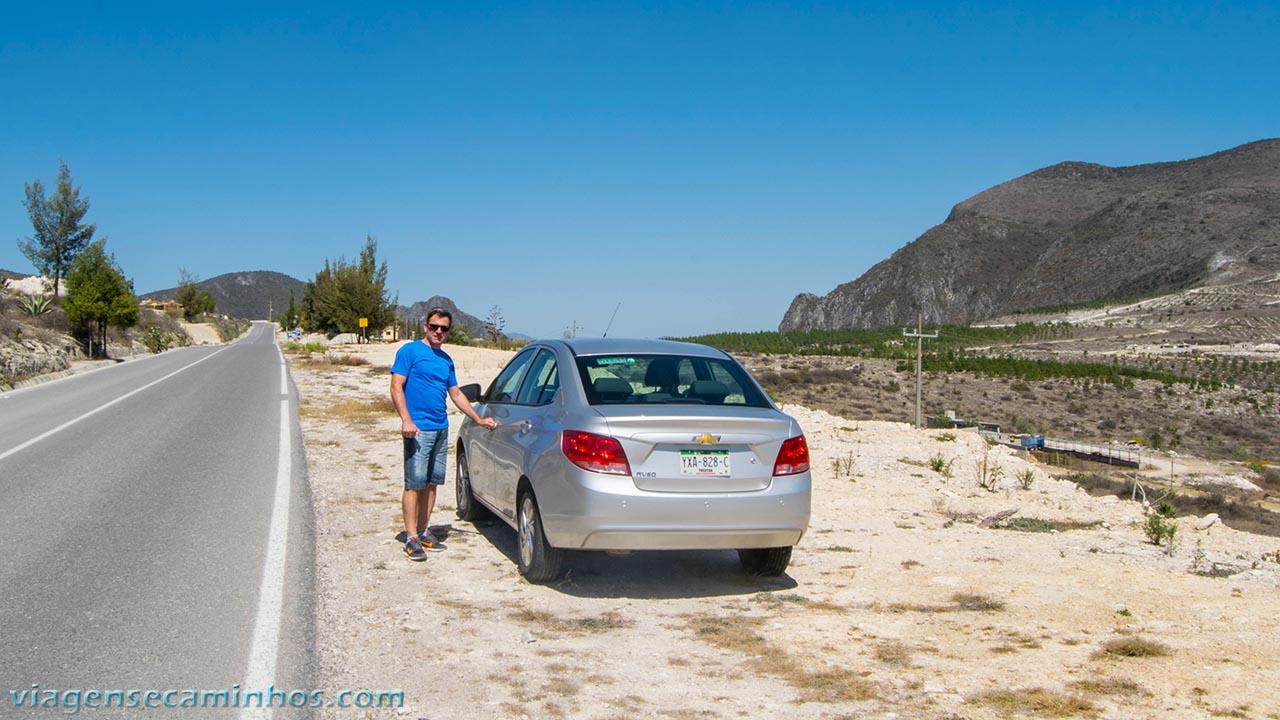 Estrada Tolantongo - México