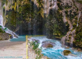Grutas Tolantongo - México