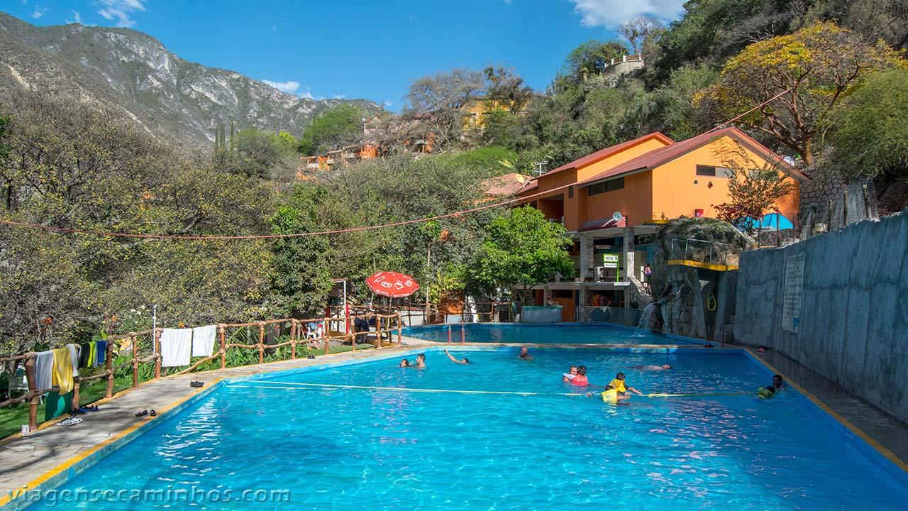 Hotel La Gruta - Tolantongo