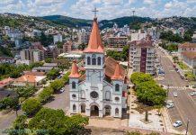 Igreja matriz de Videira