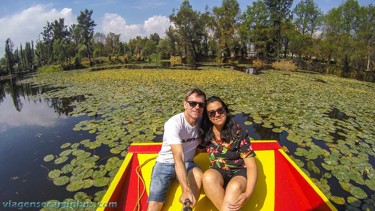 Laguna del Toro - Xochimilco-México city