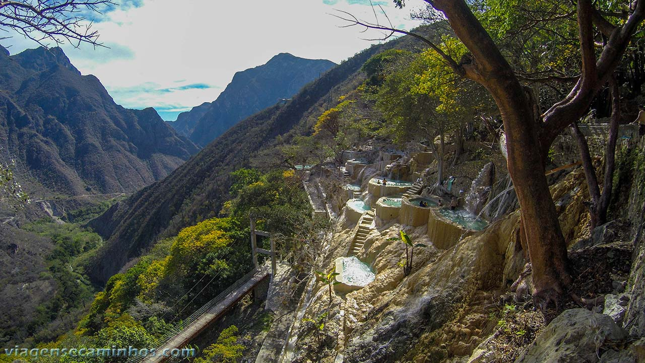 Paraíso Escondido - Tolantongo - México