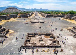 Pirâmides de Teutihuacan