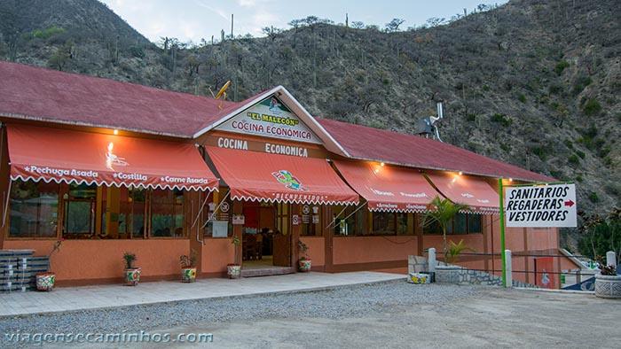 Restaurante grutas Tolantongo