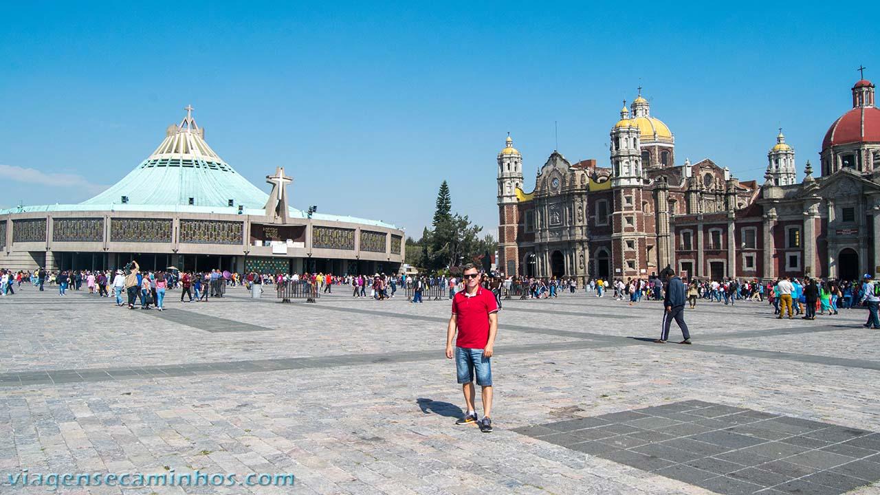Santuário de Guadalupe - México city