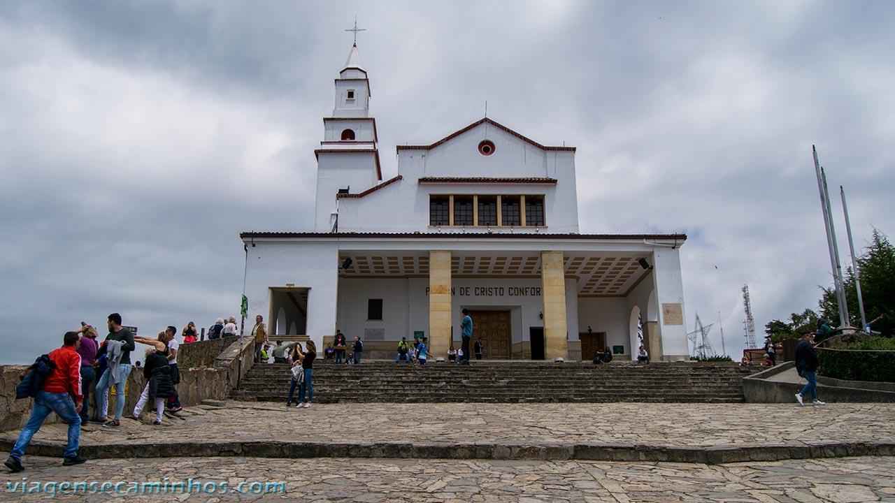 Basílica de Monserrate - Bogotá