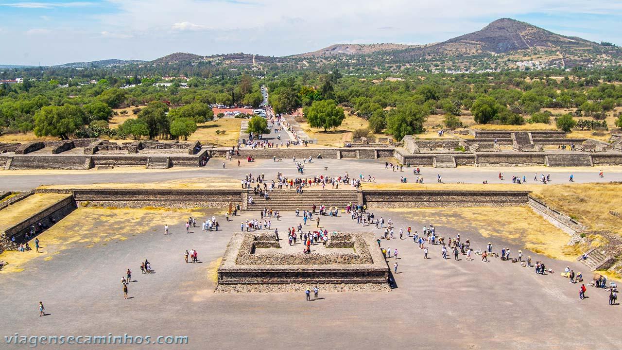 Sítio arqueológico de Teutihuacan