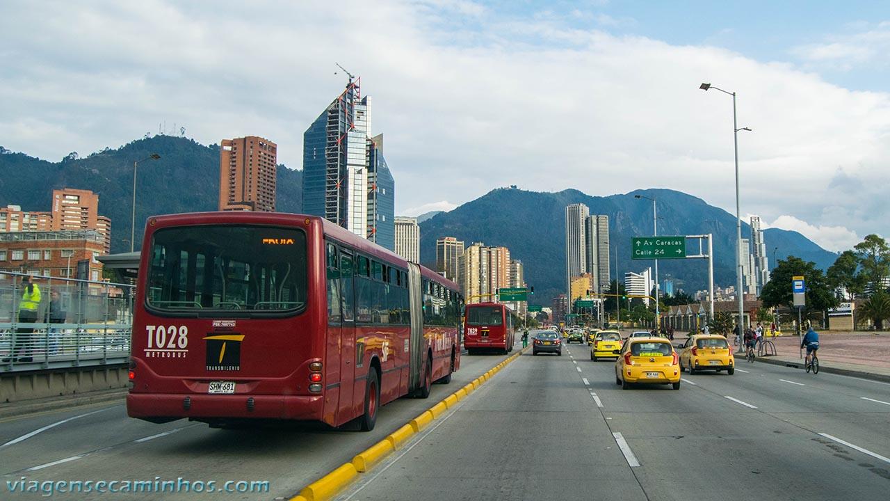 Trasmilêno- Bogotá