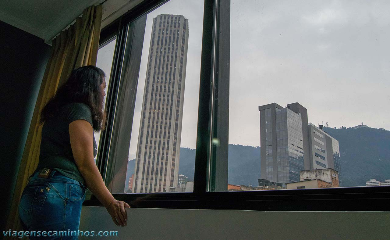 Vista Hotel San Francisco - Bogotá
