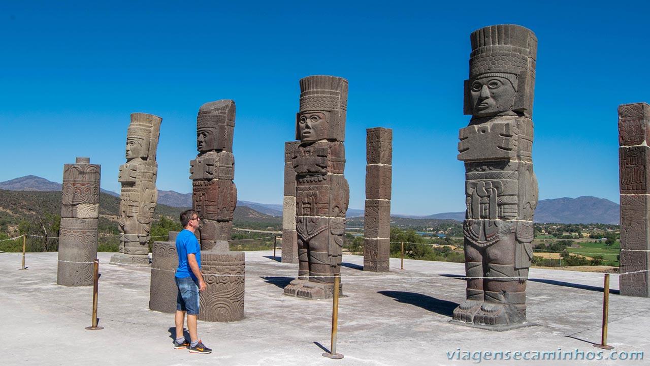 Atlantes de Tula - México