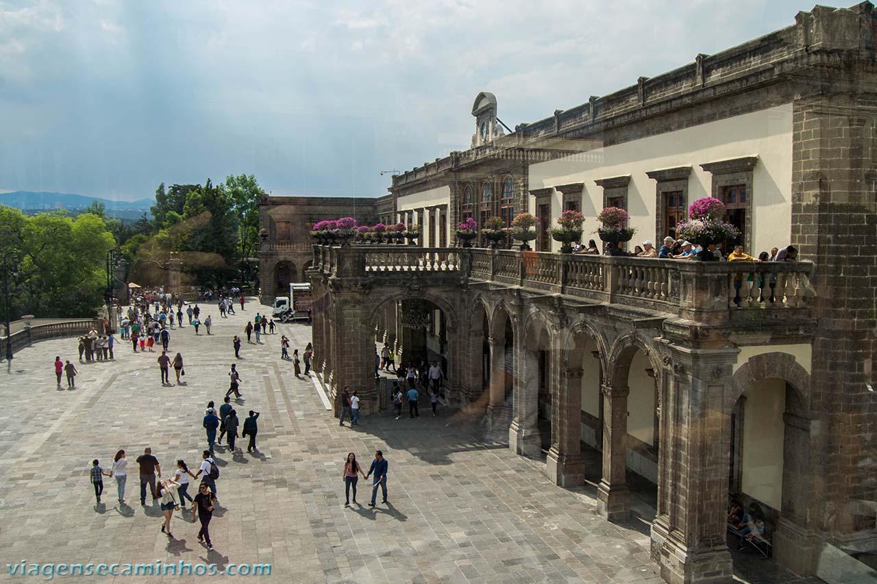 Castelo Chapultepec - Cidade do México