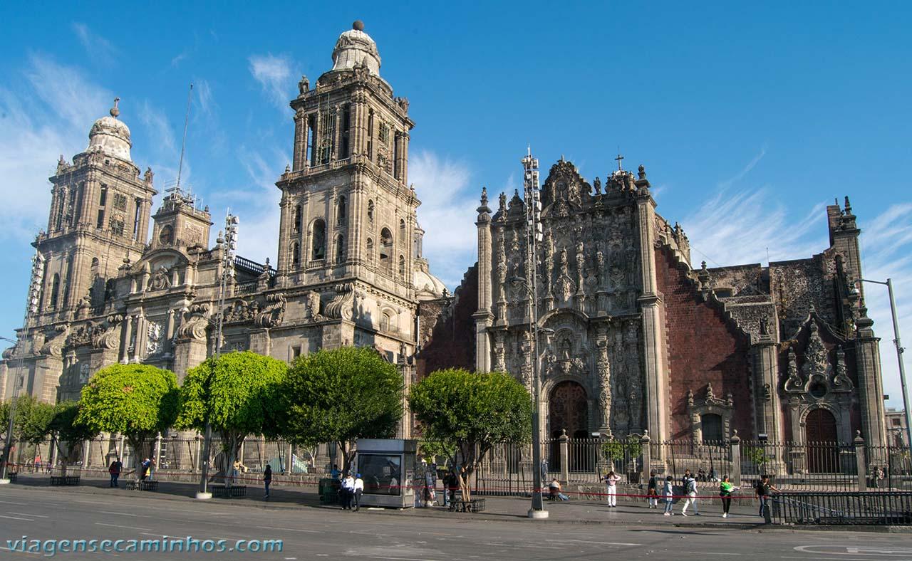 Catedral da cidade do México