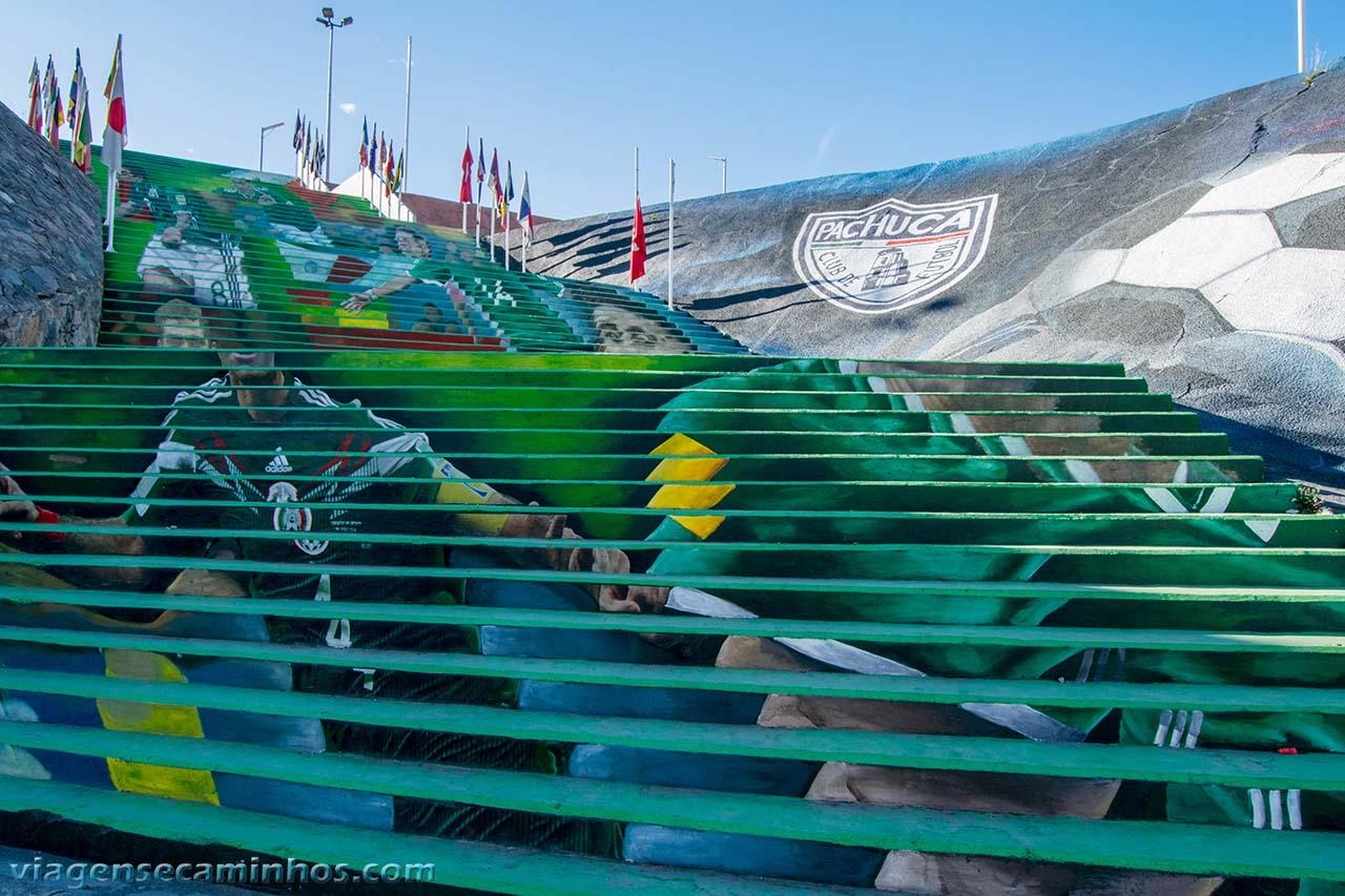 Estádio do Pachuca - México