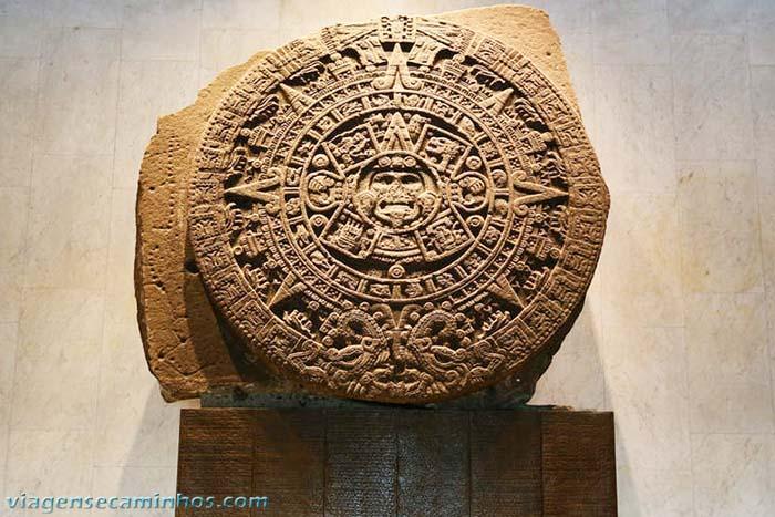 Museu Nacional de Antropologia - México