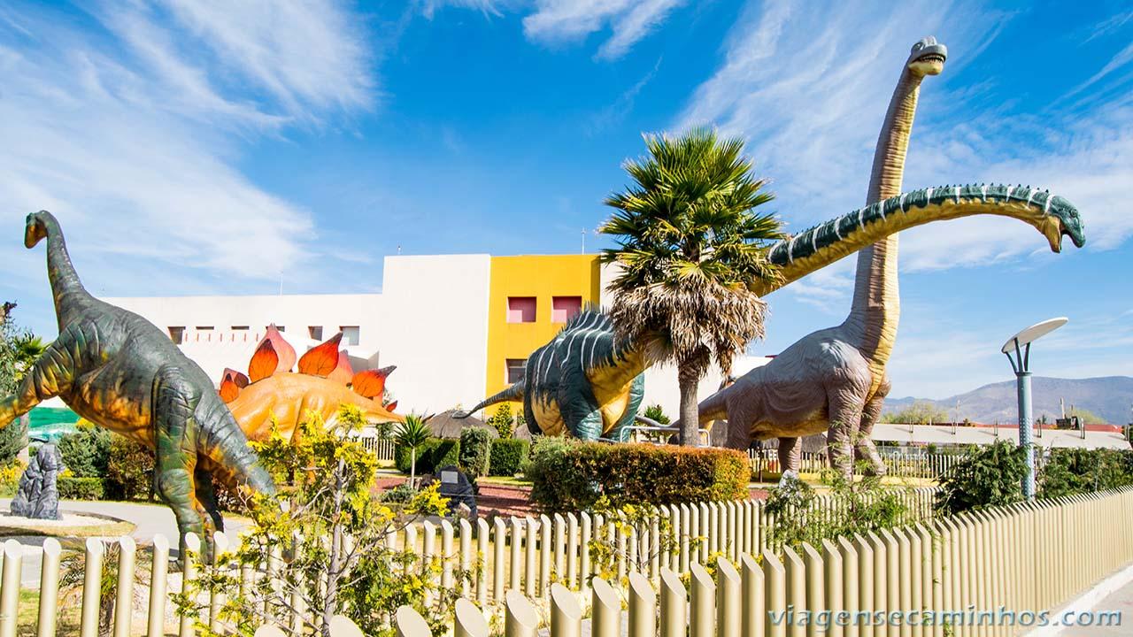 Museu Helihete - Pachuca de Soto