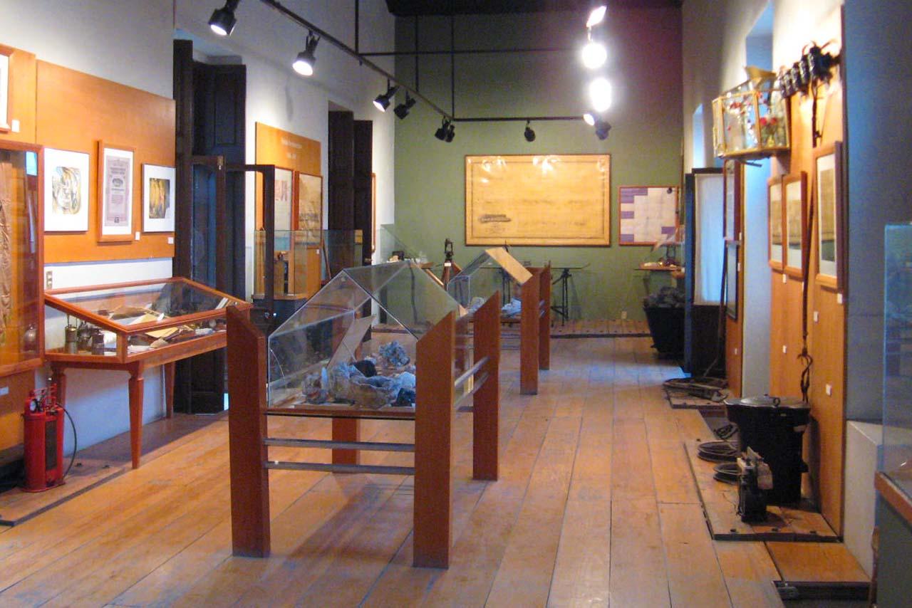 Museu Mineiro de Pachuca