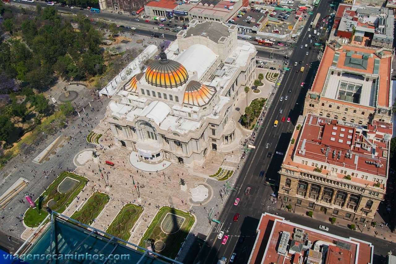 Palácio Belas Artes - México