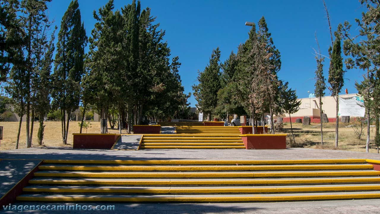 Parque de Tula - México