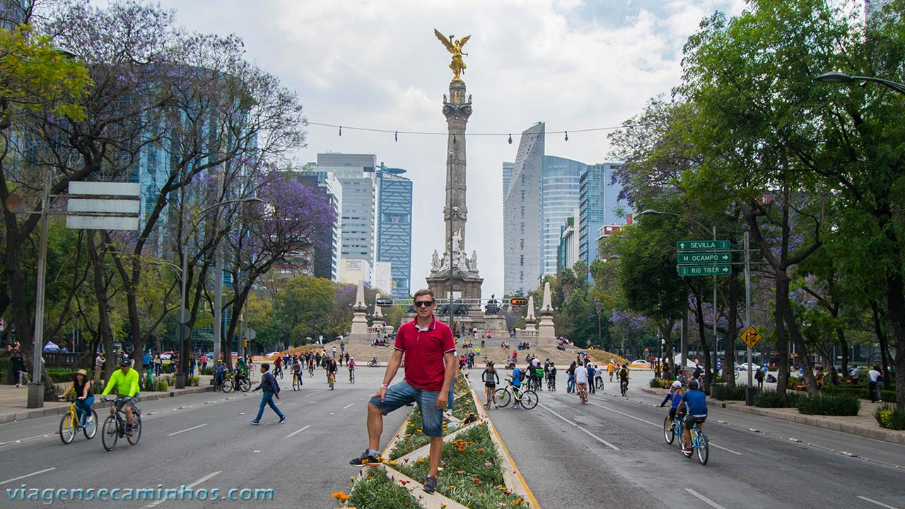 Paseo de La Reforma - Cidade do México