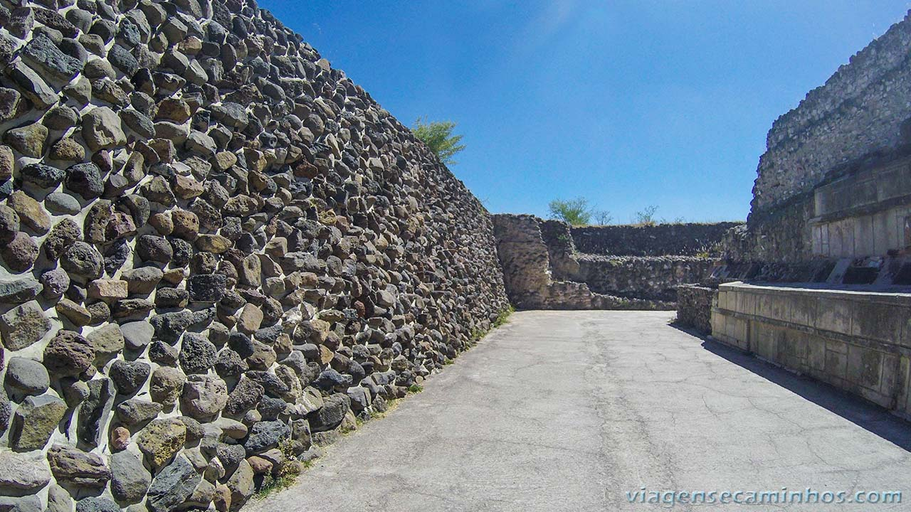 Ruínas de Tula - Hidalgo - México