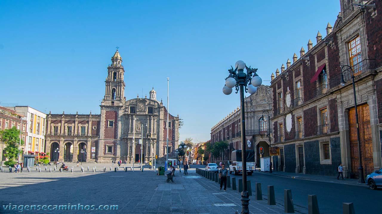 Zócalo - México city