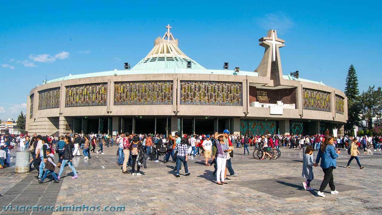 Nova Basílica de Guadalupe
