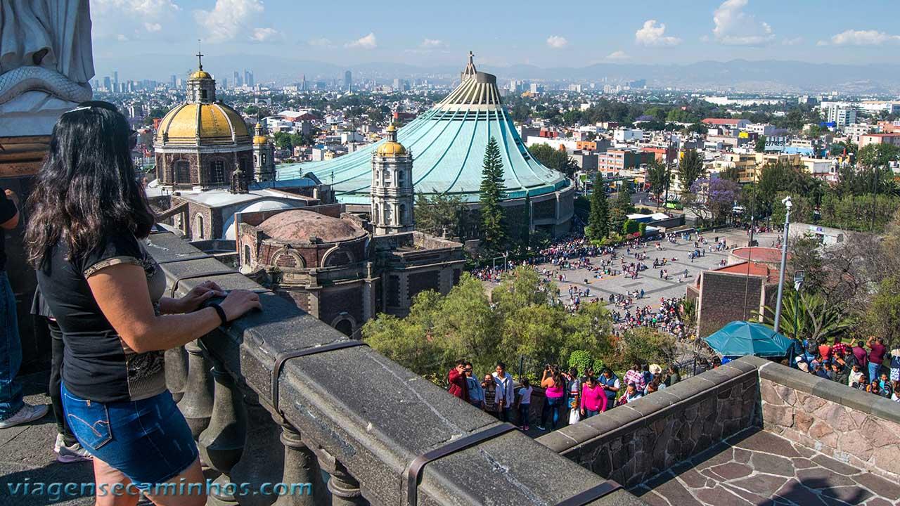 Mirante da Basílica de Guadalupe