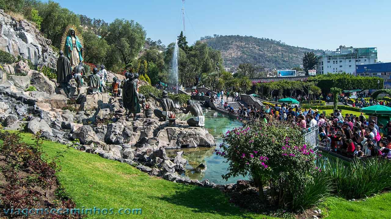 Parque La Ofrenda - Guadalupe