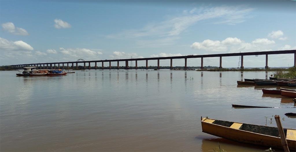 Ponte rodoferroviária de Marabá