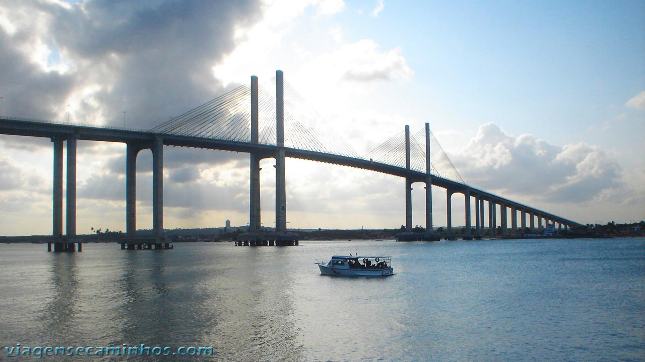Ponte Newton Navarro - Natal