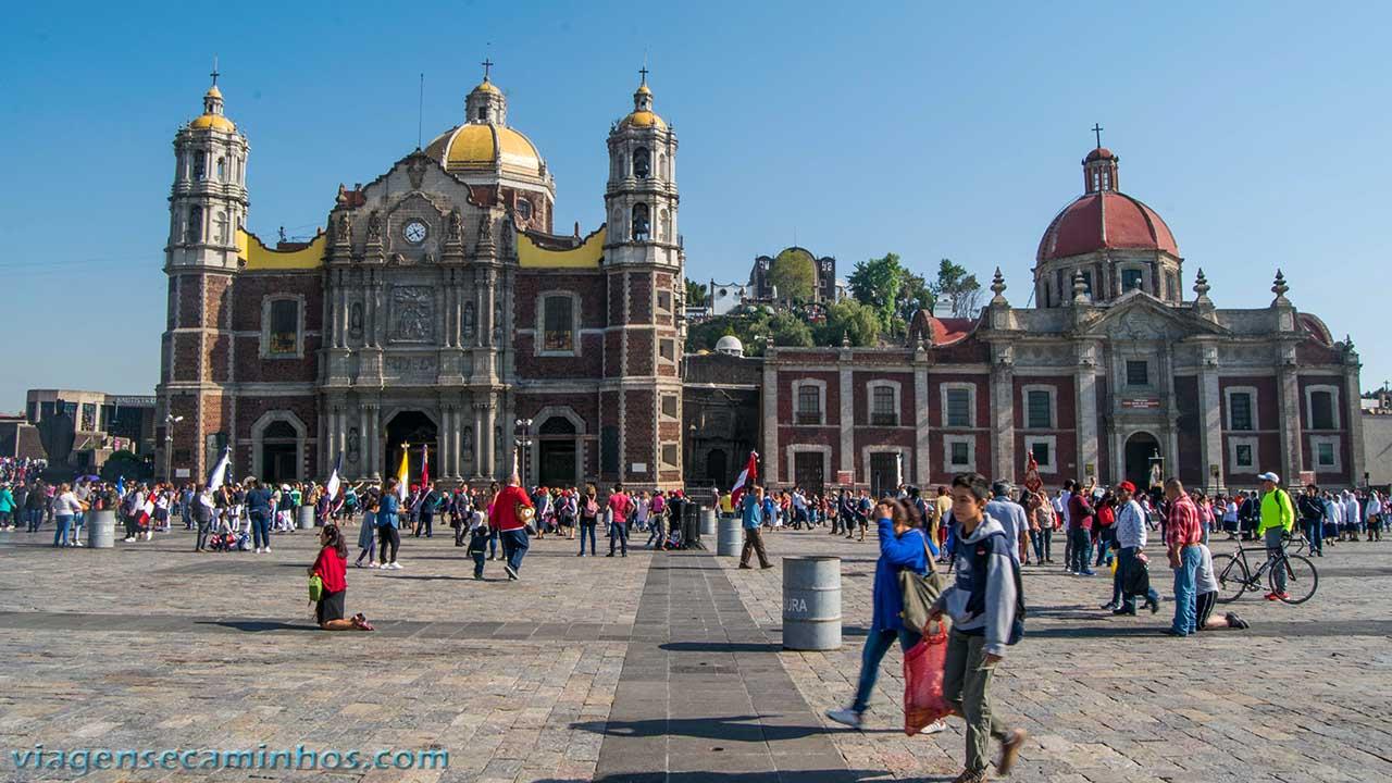 Igreja velha de Guadalupe