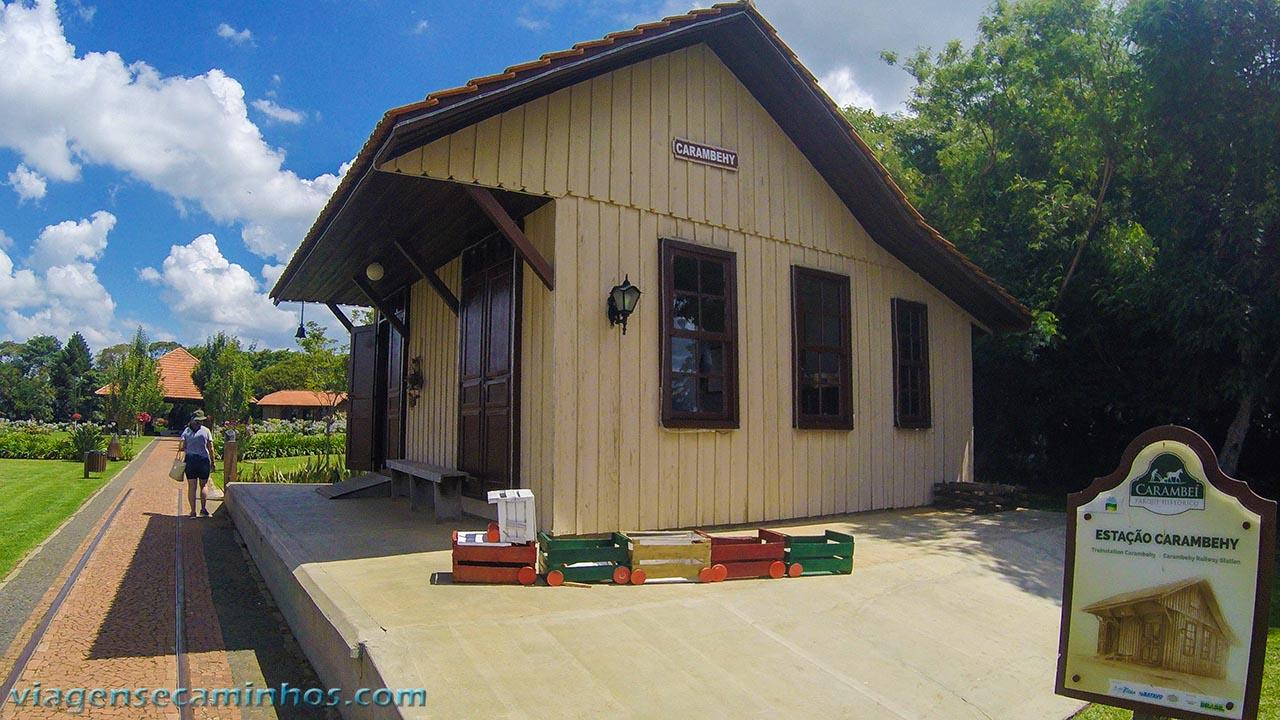 Estação Carambehy