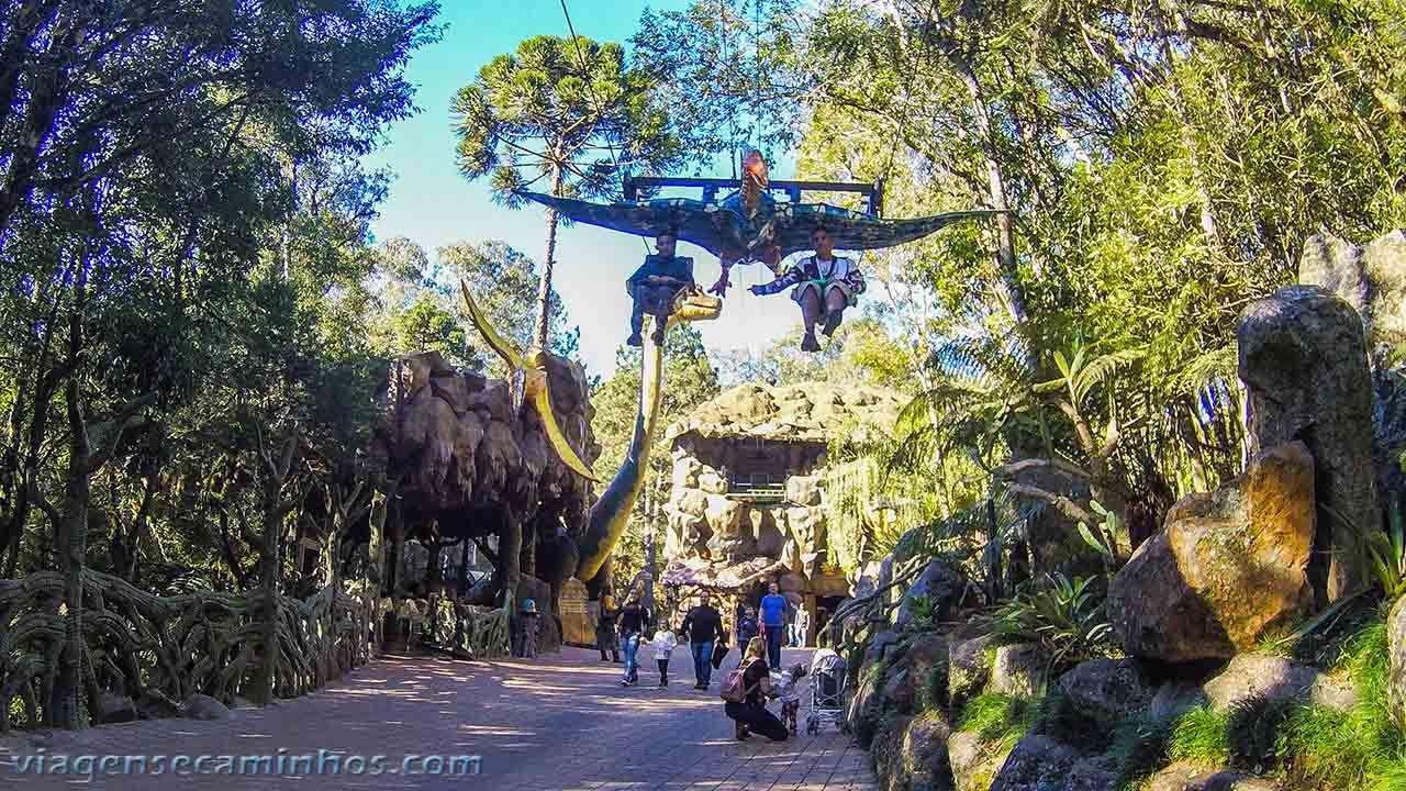 Parque Terra Mágica Florybal - Canela