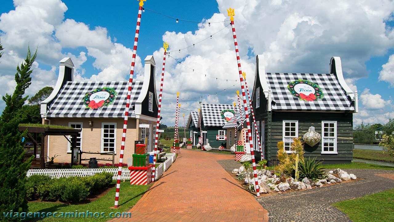 Vila Holandesa em Carambeí